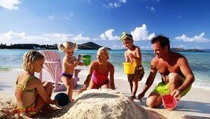 Perjalanan ke Yeisk dengan anak-anak: bagaimana merancang percutian?