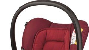 Dulang kereta Maxi Cosi: jaminan keselesaan dan keselamatan kanak-kanak di dalam kereta
