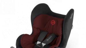 Inserti in un seggiolino auto per neonati: tipi e loro caratteristiche