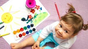 ศิลปะบำบัดสำหรับเด็ก: เราปฏิบัติต่อศิลปะ
