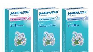 Efferalgan للأطفال: تعليمات للاستخدام