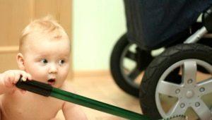 Pam untuk kereta bayi