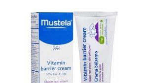 Mustela-luiercrème: kenmerken en toepassing