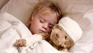 เนื้องอกในสมองในเด็ก: อาการและการรักษา
