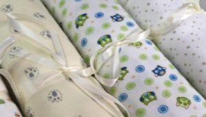 Gebreide luiers voor pasgeborenen: kenmerken, selectie en gebruik