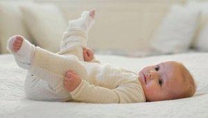 تمارين لخلل التنسج في مفاصل الورك عند الأطفال حديثي الولادة والرضع