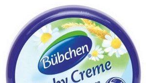 لماذا وضعت كريم Bubchen تحت حفاضات وكيفية القيام بذلك بشكل صحيح؟