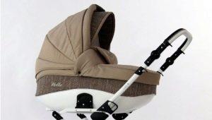 Kereta bayi Retrus: ciri model dan tip untuk memilih