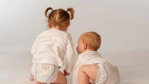 De subtiliteiten van de keuze en het gebruik van luiers voor meisjes