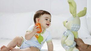 Lernen zu sagen: Wie entwickelt man die Sprache für Kinder?