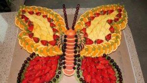 Bagaimana untuk membuat pemotongan buah yang cantik untuk kanak-kanak?