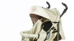Hoco strollers: model popular dan ciri-ciri mereka