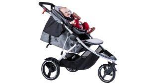 Phil & Teds strollers: pelbagai dan nasihat tentang memilih