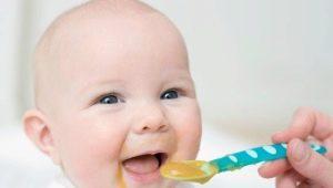 وصفات وقواعد لاستخدام الطفل هريس الخضروات