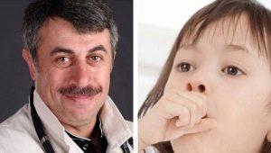 Dr Komarovsky over de kroep bij kinderen