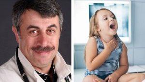 Dr Komarovsky over valse kroep bij kinderen