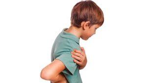 Dolore nella parte sinistra o destra del corpo in bambini e adulti in termini di psicosomatica