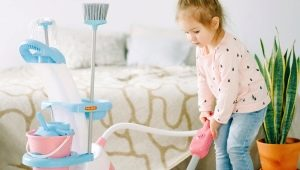 Detské vysávače: funkcie a tipy na výber