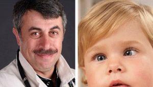 Dr Komarovsky over scheelzien bij kinderen