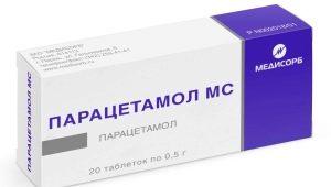الباراسيتامول أثناء الحمل: تعليمات للاستخدام