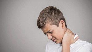 Psicosomatica dei problemi al collo nei bambini e negli adulti