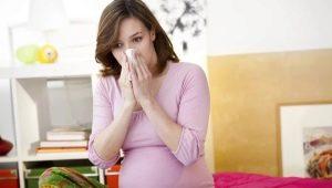 ماذا تفعل مع البرد وسيلان الأنف أو السعال في الأثلوث الثاني من الحمل؟