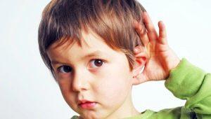 Enfants malentendants: éducation, appareils auditifs et réadaptation