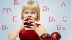 Avitaminose chez les enfants: des symptômes au traitement