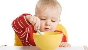 الحبوب الخالية من الجلوتين للأطفال