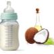 Adakah minyak kelapa berbahaya dalam makanan bayi?
