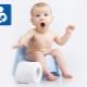 Constipation chez un bébé pendant l'allaitement