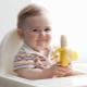De quantos meses você pode dar uma banana a um bebê?