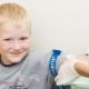 فحص الدم الكيميائي الحيوي عند الأطفال