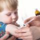 ตารางการฉีดวัคซีนสำหรับเด็กในรัสเซีย