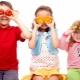 เมนูของเด็กก่อนวัยเรียน: หลักการเลี้ยงลูกตั้งแต่อายุ 4 ถึง 6 ขวบ