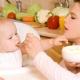 Menu kanak-kanak dalam 8 bulan: asas diet dan prinsip pemakanan