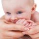 Si può vomitare durante la dentizione nei bambini?