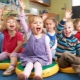 การปรับตัวและการเตรียมเด็กสู่โรงเรียนอนุบาล