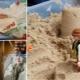 Bagaimana untuk membuat pasir kinetik di rumah?