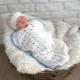 Potrebujem kukuričnú plienku pre novorodencov a ako ju šiť alebo kravať vlastnými rukami?