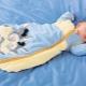 Spacák pre novorodencov