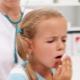 วิธีการรักษาอาการไอโดยไม่ต้องมีอุณหภูมิของเด็ก?