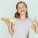 เด็กอายุเท่าไหร่ที่จะมอบข้าวโพดได้