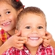 Fessura di sigillatura nei bambini