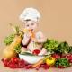 Vitamin semulajadi untuk kanak-kanak