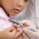 معدل الحمضات في الدم عند الأطفال