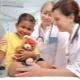 معدل الخلايا الشبكية في دم الأطفال