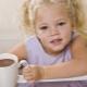 Vanaf welke leeftijd kan cacao aan een kind worden gegeven?
