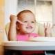 ลูกเดือยและลูกเดือยโจ๊กสามารถให้กับเด็กได้กี่อายุ