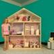 Bagaimana untuk membuat perabot untuk rumah boneka dengan tangan anda sendiri?